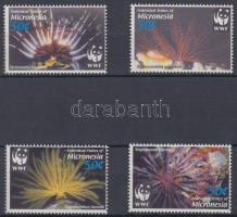 2005 WWF: Korallok sor Mi 1674-1677