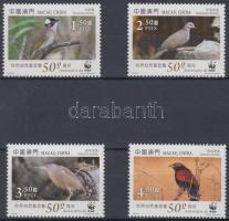 2011 WWF: Madarak sor Mi 1747-1750