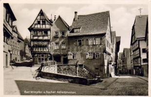 Bad Wimpfen Adlerbrunnen, Bad Wimpfen Adlerbrunnen