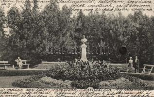 Budapest XII. Svábhegy, Eötvös-szobor