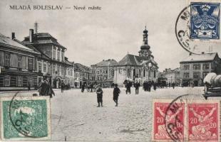 Mladá Boleslav, castle