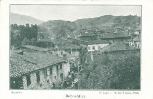Boboshtice, Boboshtica; street view, Botonjes