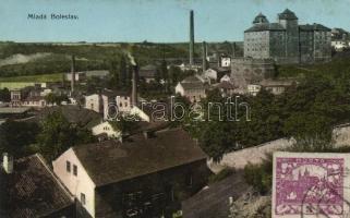Mladá Boleslav, factories