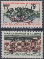 1962 Ki nem adott Nyári olimpia sor II. típus Mi I-II