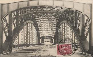 Saint Petersburg, Petrograd; Bolsheokhtinsky Bridge (fl)