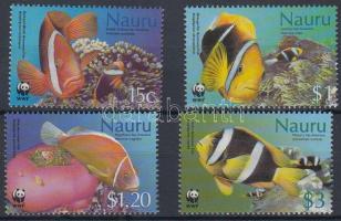 2003 WWF: halak sor Mi 553-556