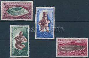 1968 Nyári olimpia sor Mi 360-363