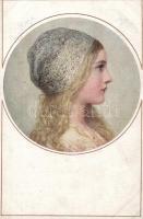 Girl nr. 915 s: M. Munk, Lány nr. 915 s: M. Munk