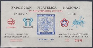 1978 Az elmúlt évek eseményei: Olimpia, Labdarúgó VB, UPU, VIT emlékblokk