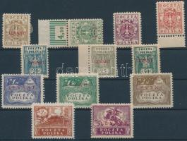 1919 Mi 1-12
