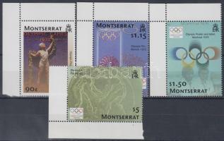 2004 Olimpia Athén ívsarki sor Mi 1230-1233