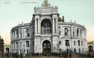 Odessa, Theatre
