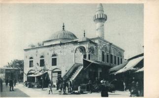 Constantinople, Eyüp, Defterdar Mosque (EK)