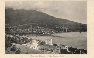 Yalta, Red Cross