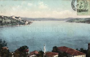 Constantinople, Bosphorus, Roumeli Hissar castle (EK)