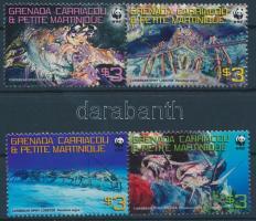 Carriacou et Petite Martinique WWF: Lobsters set, Carriacou et Petite Martinique WWF: Languszták sor
