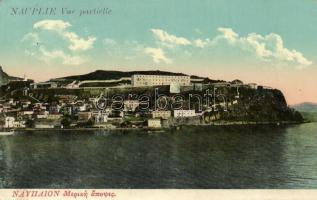 Nafplio, coast