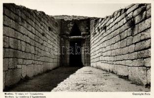 Mycenae, tomb of Agamemnon