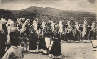 Megara, Greek folklore, dance