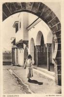 Casablanca, Prostitutes quarter
