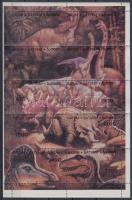 Batum Ősállatok 10é kisív