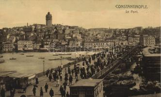 Constantinople, bridge