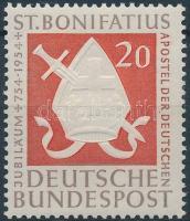 1954 Szent Bonifác Mi 199