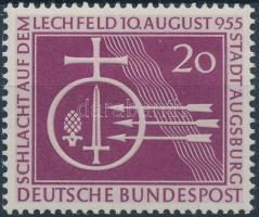 1955 A Lechfeld-i csata Mi 216