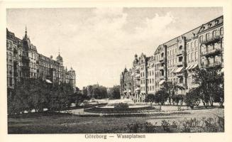 Göteborg, Wasaplatsen / square