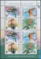 2008 WWF: Madarak kisív Mi 453-456