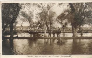 Dourmouchli area, by the River Vardar, photo