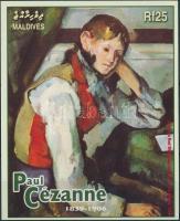 2004 Cézanne blokk Mi 565