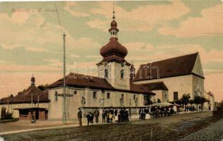 Rumburk, Rumburg; church