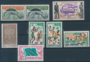 1962 Teljes évfolyam 1 kiadást kivéve Mi 21-28