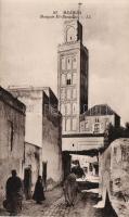 Meknes, Mosquée El-Berdaine