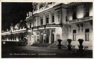 Monte-Carlo, Casino
