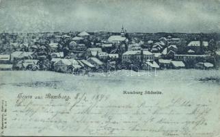 1899 Rumburk, Rumburg