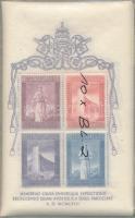 1958 10x Mi blokk 2 (Mi EUR 300.-)