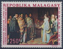 1969 Festmény bélyeg Mi 598