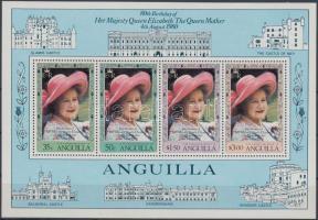1980 Erzsébet királynő blokk Mi 33