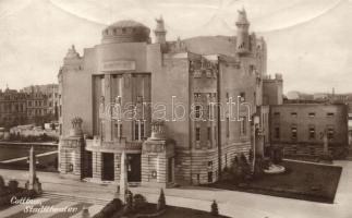 Cottbus, Stadttheater / theatre