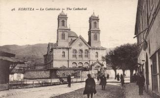 Korce, Koritzia; Cathedral