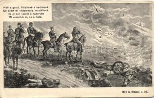 Hungarian military, Klauzál u. 35. s: Bíró A., Magyar hadsereg, Klauzál u. 35. s: Bíró A.