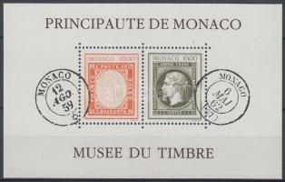 1992 Bélyegmúzeum blokk Mi 56