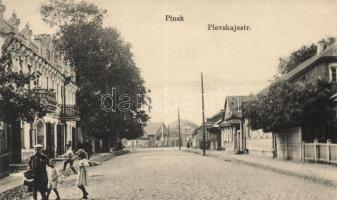 Pinsk, Plevskajastrasse / street