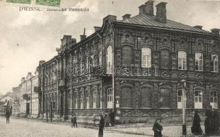 Daugavpils, Dwisnk; Zhenskaja gimnazija / grammar school