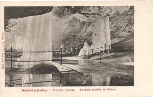 Dobsiná, ice cave, Dobsina, jégbarlang