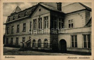 Budapest XXII. Budatétény, Nazareth Missziósház