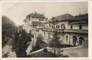 Budapest XII. Erzsébet királyné szanatórium