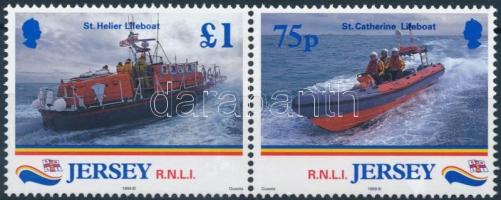 1999 Hajók bélyegpár Mi 871-872